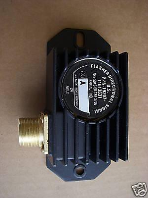 willys turn signal flasher diagram 11613631 turn signal flasher 24v m series m35 m35a2 fits m38 m38a1  11613631 turn signal flasher 24v m
