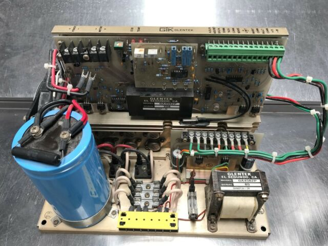Glentek GA4555P-1 Servo Drive Module