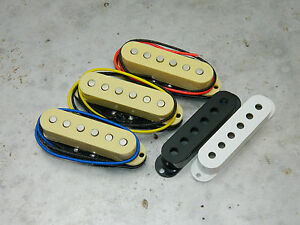 Stratocaster-039-Hard-Rock-039-Single-Coil-Electric-Guitar-Pickups-for-Squier-Strat