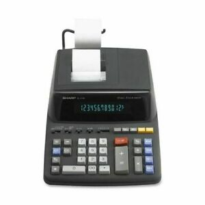 12-Digit-2-Color-Standard-Function-Printing-Calculator-w-Clock-amp-Calendar