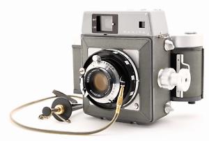 N-Nuovo-di-zecca-Mamiya-Press-film-macchina-fotografica-con-lenti-Sekor-90mm-F3-5-6x7-Filmback-dal