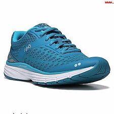 Womens Indigo Running Shoe,Blue/Silver,5 M US Rykä