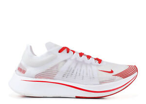 815373a647f1 Nike Zoom Fly SP Tokyo White University Red Men s Shoes Size 11 ...