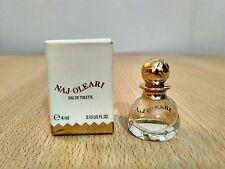 Naj-Oleari for women 4 ml EDT MINIATURE PERFUME RARE Boxed