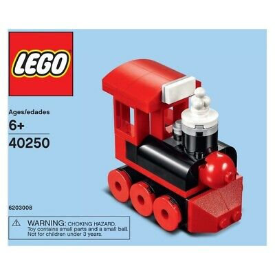 LEGO December 2017 Train Monthly Minibuild Polybag Store Exclusive 40250