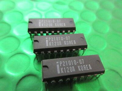 UPD416C ** 3 por Venta ** £ 1.75ea! D416C-2 MCM4116BP-200 NEC 16K X 1 DRAM 200NS