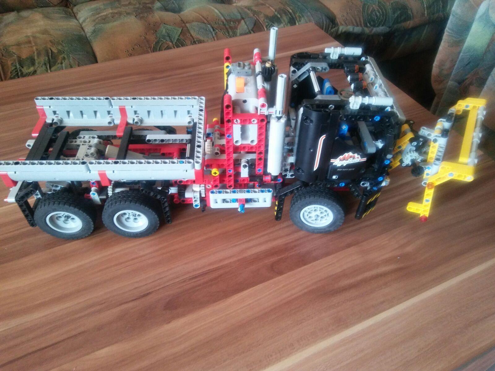 9397 günstig kaufen LEGO Technic Holztransporter
