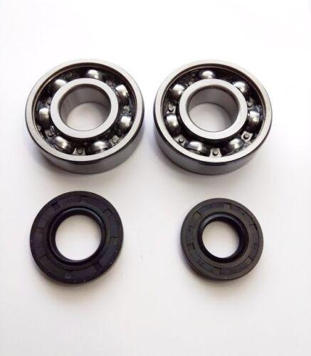 Tecate 3 KXT250 Crank Shaft Bearings and Seals Kit 84 85 86 87