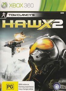 Xbox-360-Game-Tom-Clancy-039-s-H-A-W-X-2-HAWX-2-PAL