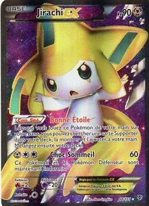 Jirachi ex full art 90pv 98 101 neuf carte pokemon ebay - Carte pokemon jirachi ...