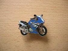 Pin Anstecker Suzuki GS 500 F / GS500F blau Modell 2004 Motorbike Art. 0960 Moto
