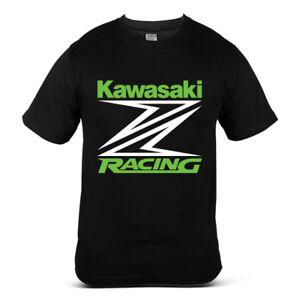 Kawasaki-Racing-Superbike-Motorcycle-Streetwear-Rider-Bikes-Mens-Tee-T-shirt
