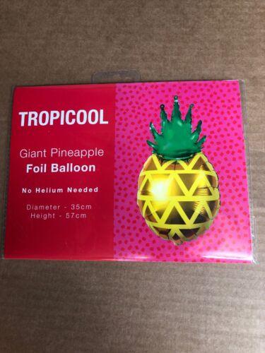 Giant Pineapple Foil Balloon