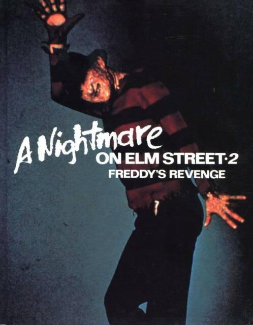 Freddy's Revenge NIGHTMARE ON ELM STREET 2 1992 Storybook GIFT QUALITY