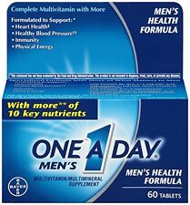 One-A-Day Men's Health Formula (60 Tablets)