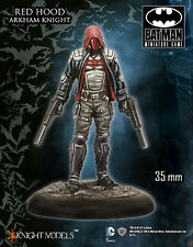 Knight Models Batman in Miniatura Gioco-Red Hood, Arkham Knight 35DC095