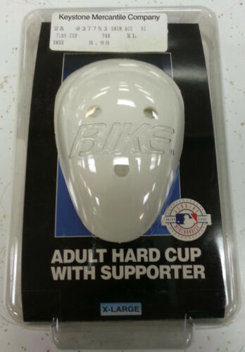 Made in USA Bike Adult and Youth Hard Cup Supporter