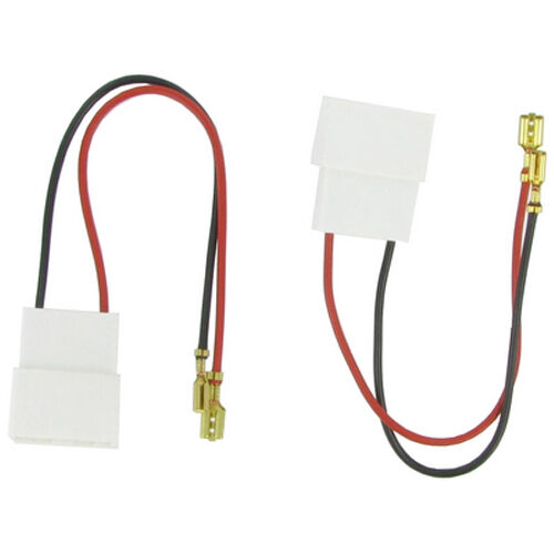 CT55-FD02 FORD C-MAX 2003 ONWARDS SPEAKER HARNESS ADAPTER CONNECTORS CAR
