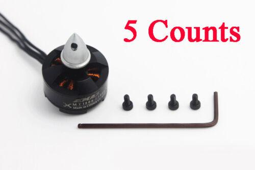5 Pieces of EMAX MT1806 1430kv Motor for Quad CCW Thread
