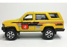 1985 Toyota 4Runner. MBX Park.  Matchbox Outdoor. Loose, Fresh out of box.