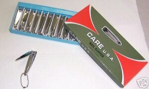 12-pcs-Fingernail-Clippers-2-034-Stainless-Steel-Nippers-Cutters-Clipper