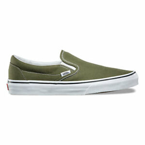 46ef5c6fdc Vans Classic Slip-On Winter Moss Skate Shoes Men s Size 10.5 ...