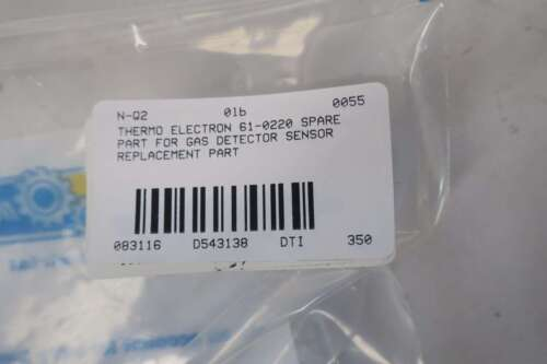 Thermo Electron 61-0220 Gas Detector Replacement Sensor