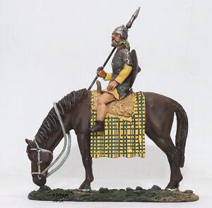 Del-PRADO-medievale-Guerrieri-dei-PITTI-Chieftan-8th-9th-Secolo-Piombo-DIE-CAST