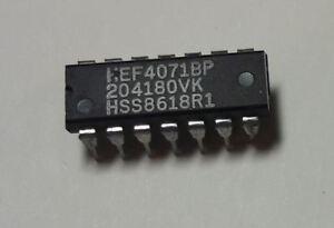 TC4071BP-Toshiba-Ic-C-Mos-Logic-Fuer-Kenwood-TS-670