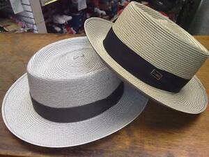 Steve Harvey Dobbs Stylin Mens Straw Summer Hats Made in USA New ... 333d62d8daf