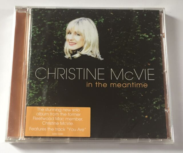 Christine McVie : In The Meantime / NEW SEALED 2004 CD Album - Fleetwood Mac