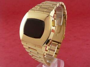 Astronauta-De-Los-70-Anos-70-Antiguos-De-Estilo-Vintage-Led-Lcd-Digital-Retro-Reloj-12-24-Horas-G