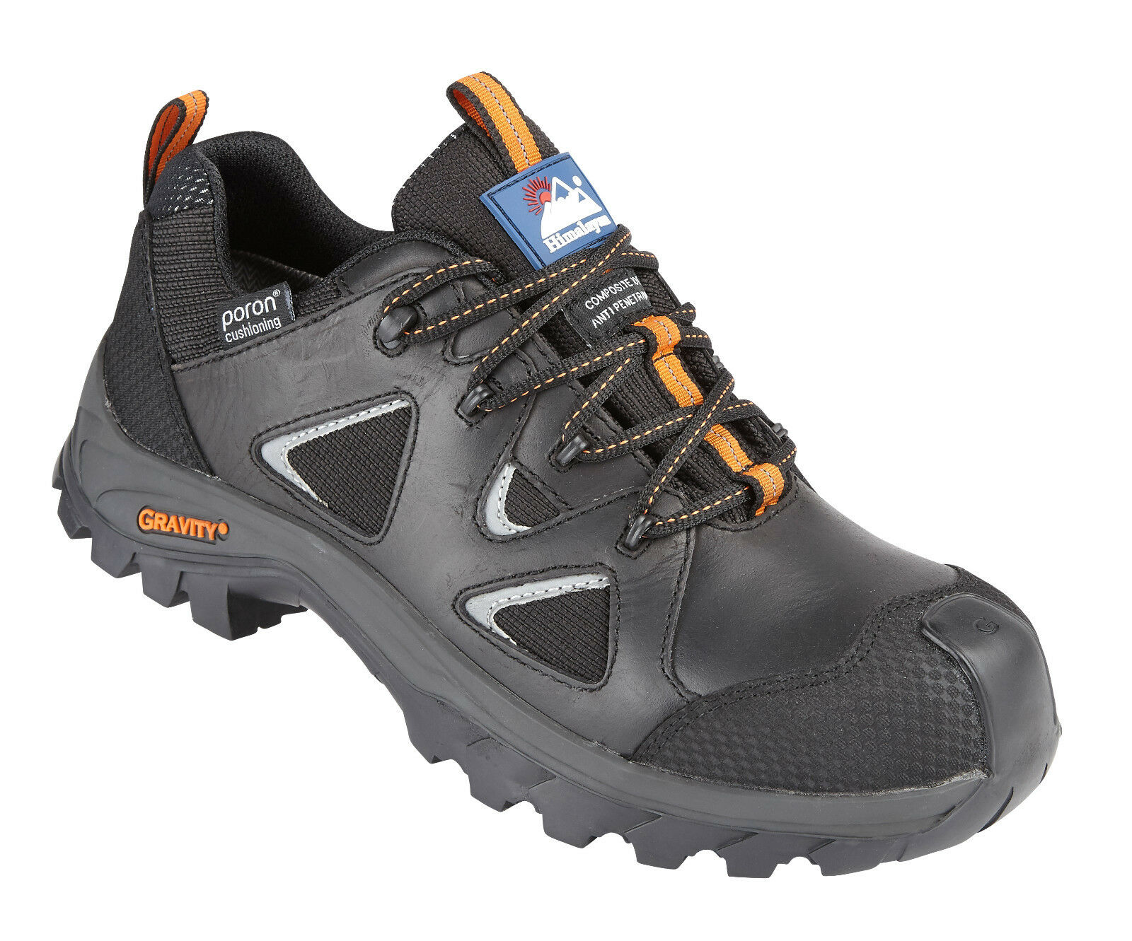 Himalayan 4120 Gravity S3 SRC Composite Toe Metal Free Waterproof Safety shoes