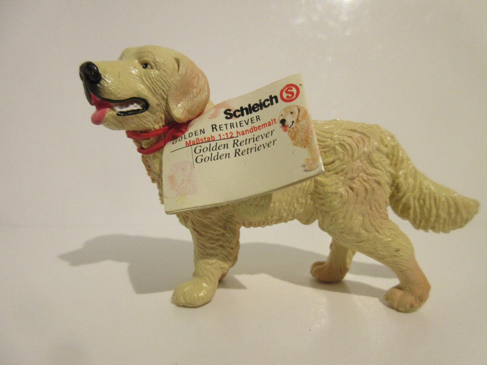 16313 schleich hund  Golden retriever ref  21p25