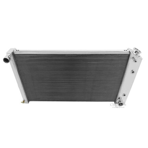 "1973 1974 1975 1976 1977 1978 1979-80  Chevy Truck 28/""x17/"" 3 Row DR Radiator"