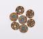 10X-Western-3D-Flower-Turquoise-Conchos-For-Leather-Craft-Bag-Belt-Purse-Decor miniature 60