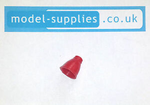 Dinky-359-360-Space-1999-Eagle-Reproduction-Red-Plastic-Exhaust-Cups