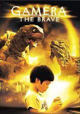 Gamera the Brave (DVD, 2008) RARE Tokyo Shock