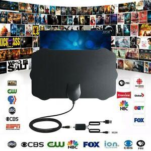 4K 1080P Digitale Antenna TV Interna Amplificata Potente HDTV DTT DVB