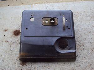 Murray-Hayter-plastic-dash-control-panel-fascia-etc