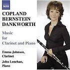 Copland, Bernstein, Dankworth: Music for Clarinet and Piano (2009)