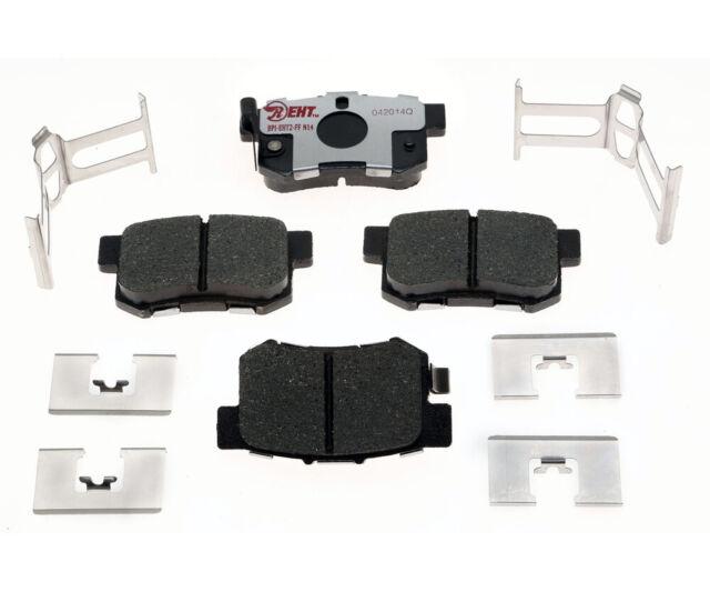 Disc Brake Pad Set-AWD Rear Raybestos EHT536H