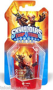 Skylanders-Trap-Team-TORCH-Single-Figure-Character-Pack-BNIP