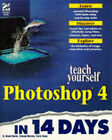 Teach Yourself Photoshop in 14 Days by Harry St.Ours (Mixed media product, 1997)