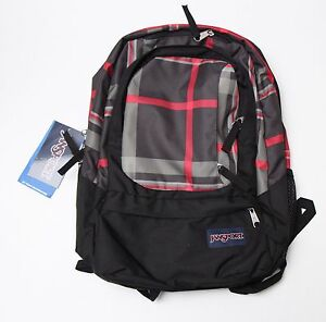 New JanSport Air Cure Backpack Daypack Rucksack School Hiking Up ...