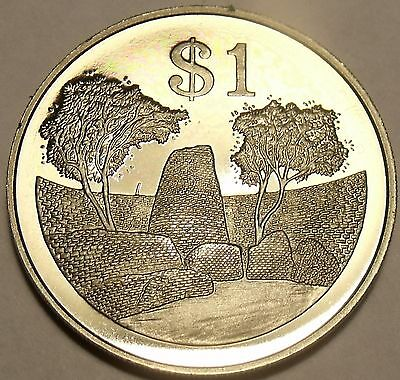Large Rare Gem Cameo Proof Jersey 1981 10 Pence~Only 15,000 Minted~Free Shipping