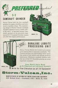 1961-Storm-Vulcan-Camshaft-Grinder-amp-Duralube-Lubrite-Processing-Unit-Print-Ad