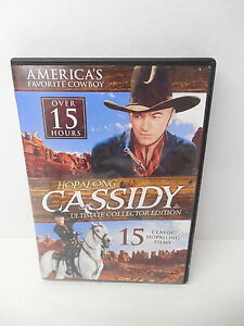 Hopalong-Cassidy-Ultimate-Collector-Edition-DVDs-Cowboy-Western-Films-Billy-Boyd