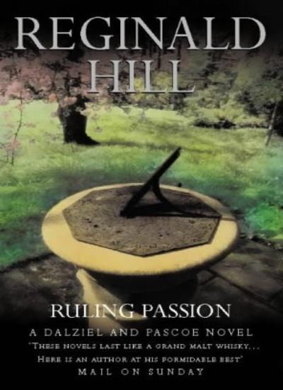 Ruling Passion,Reginald Hill