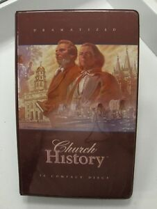 CHURCH-HISTORY-Dramatized-on-36-Compact-Discs-CD-Mormon-LDS-Living-Scriptures